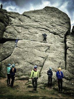 Rock Climbing, Climb, Adventure, Climber, Young