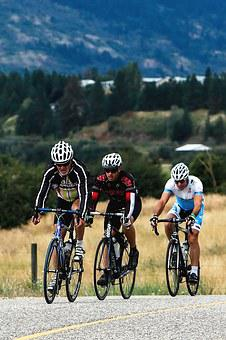 Cyclists, Riders, Adventure, Recreation, Athlete, Race