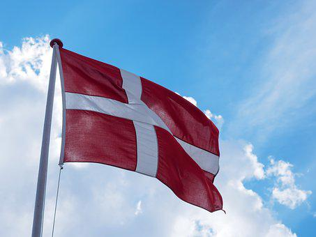Flag, Denmark, Land