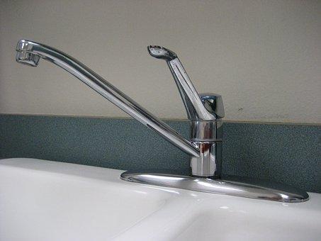 Sink, Faucet, Tap, Water, Plumbing, Fixture
