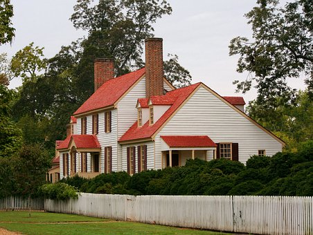 Historic House, Home, Museum, Williamsburg