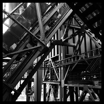 Industry, Blast Furnace, Lore, Duisburg