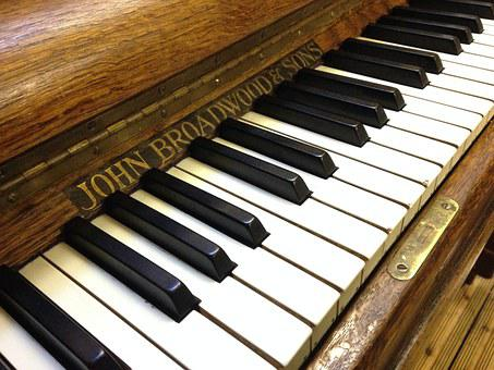 Piano, Classical, Orchestral, Instrument, Key, Music