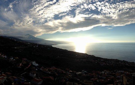 Friday, Instagram, Thinking, Landscape, Tenerife, Think