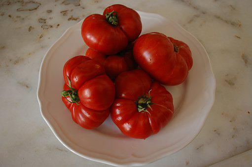 Local Products, Tomato, Pleasant And Nice Flavor