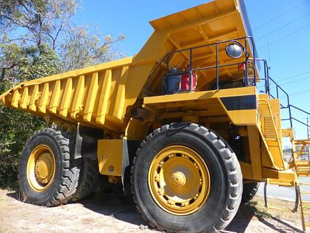 Truck, Vehicle, Transportation, Lorry, Dump, Tipper