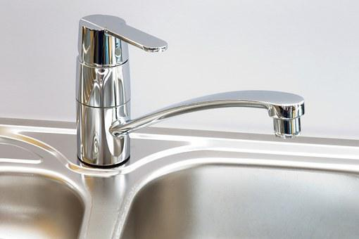 Mixer Tap, Tap, Water, Faucet, Kitchen, Stainless