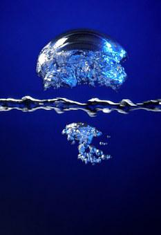 Bubble, Air, Oxygen, Underwater, Technology, Water