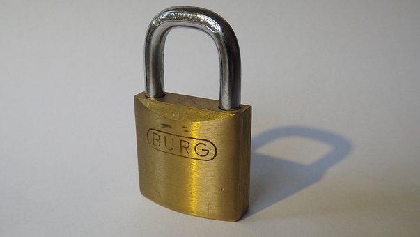 Padlock, Security, Anti-theft Device, Castle