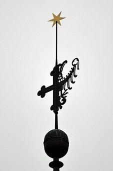 Emblem, Sign, Eagle, Silesia, Opole, Upper Silesia