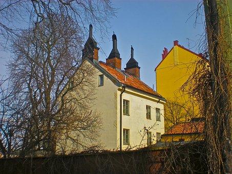 House, Kattgränd, Sauna Street, Södermalm, Stockholm