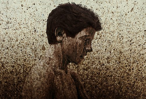 Boy, Mud, Young, Youth, Game, Man, Imagination