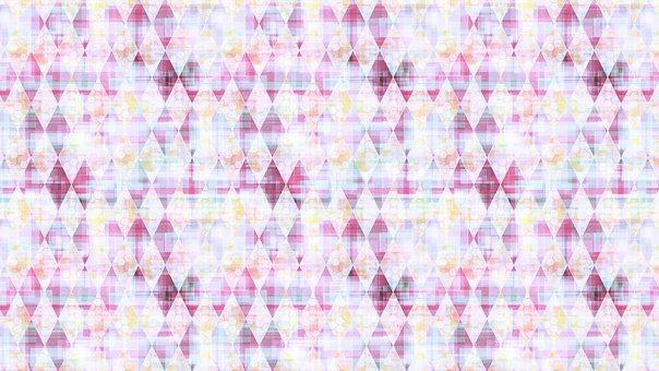 Mosaic, Checkered, Rhombus, Diamond, Argyle, Christmas