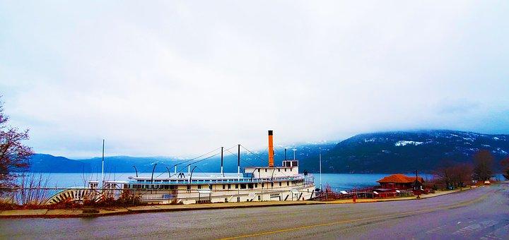 Kaslo, Bc, Canada, Nature, Landscape, Travel, Scenic