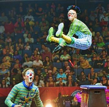 Circus, Performer, Show, Entertainment, Carnival