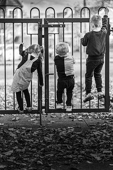 Kids, Children, Play, Girl, Boys, Happy, Fun, People