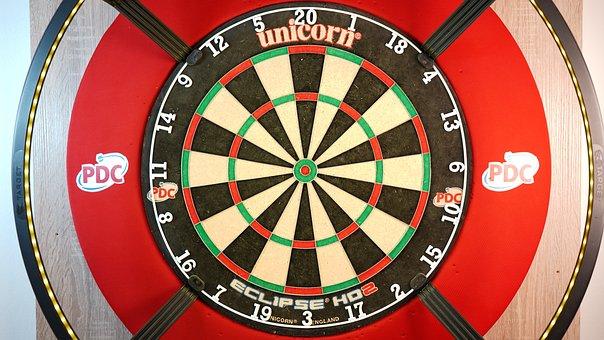 Dart, Dart Board, Target, Result, Accuracy, Sport
