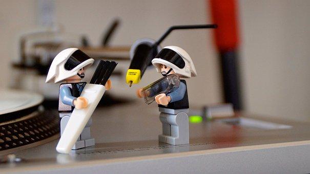 Lego, Miniatures, Figurines, Toys, Technics Sl