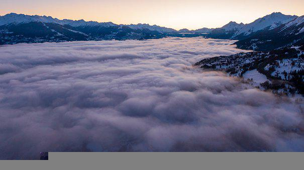 Winter, Switzerland, Wintry, Snow, Alpine