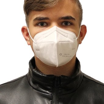 Ffp2, Mask, Corona, Protective Mask, Protection, Osh