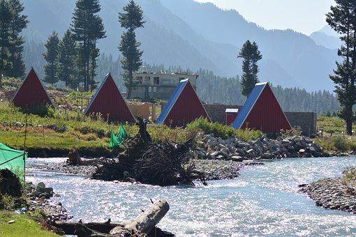 Kumrat Hotel, Jungle, Kumrat Valley, Mtvtravel