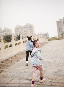 Children, Kids, Childhood, Play, Run, Running, Fun