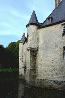Castle, Medieval, Building, Old, Architecture, Pierre