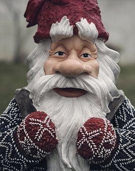 Santa, Christmas, Xmas, December, Tradition, Figure
