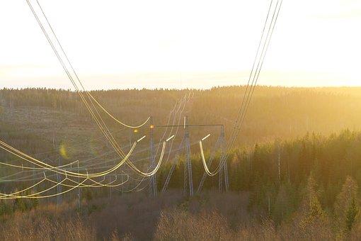 Sweden, Landscapes, Nature, Outdoor, Architecture