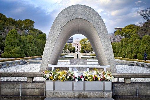 Hiroshima Peace Memorial, Genbaku Dome, Structure