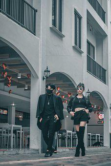 Korean Style, Street Style, Korean Street Style