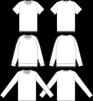 Shirt, Long-sleeve, Fashion, Mockup, T-shirt, Top