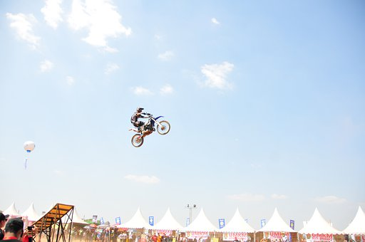 Motocross, Motorbike, Freestyle, Race, Sport