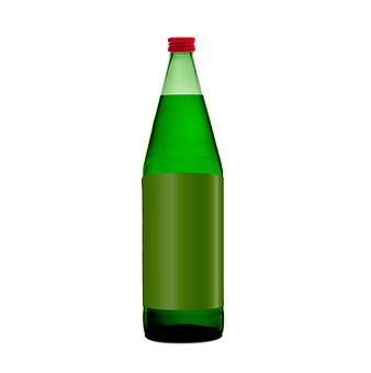 Bottle, Glass Bottle, Glass, Alcohol, Drink, Bottles