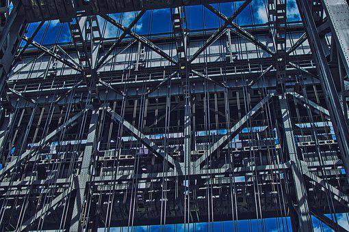 Boat Lift, Technology, Cable, Architecture
