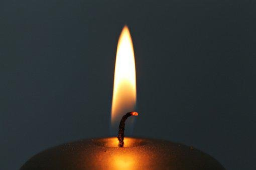 Candle, Flame, Light, Candlelight, Golden Candle