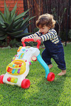 Toddler, Baby, Toys, Play Date, Playing, Play, Outdoor