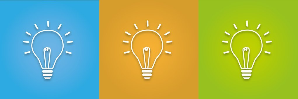 Light Bulb, Light, Idea, Lamp, Innovation, Electric