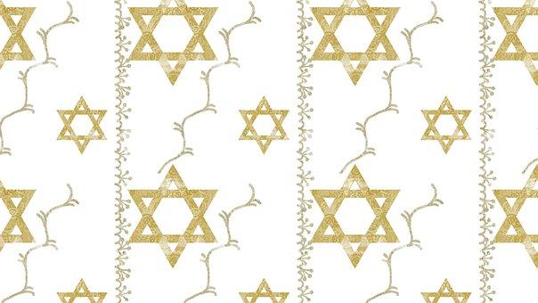 Star Of David, Jewish, Judaism, Judaism Concept