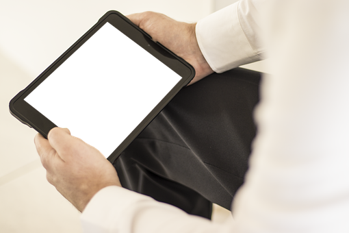 Ipad, Mockup, Transparent, Window, Frame, Picture Frame
