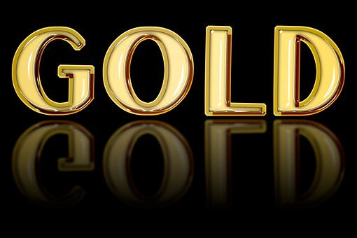 Gold, Letters, Decorative, Decoration, Texture, Jewelry