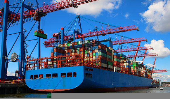 Container, Ship, Logistics, Shipping Company