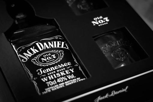 Whiskey, Jack Daniels, Alcohol, Whisky, Drink, Brandy