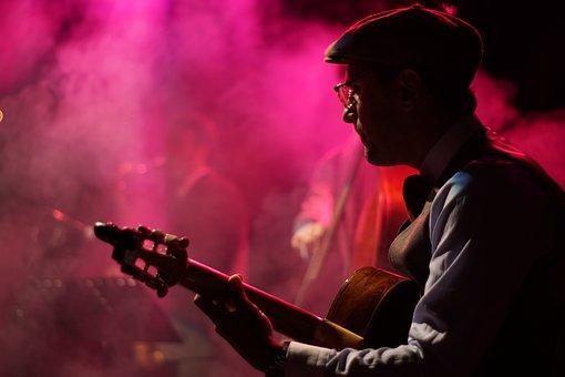 Musician, Guitar, Music, Guitarist, Artist, Concert