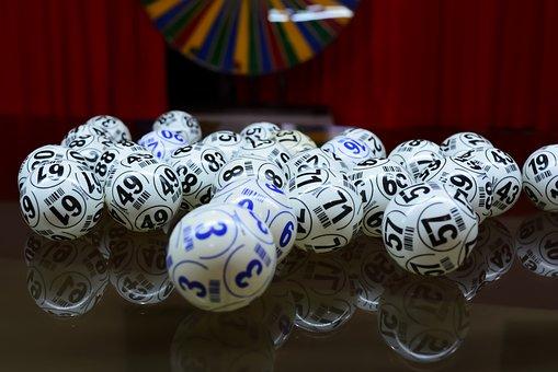 Beads, Raffle, Bingo, Lottery, Balls, Game, Number