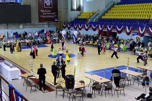 Sports, Ballroom Dancing, Tournament, Competition