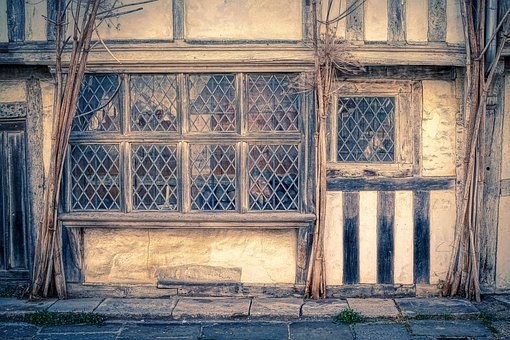 House, Building, Facade, Architecture, Old, Truss