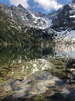 Morskie Oko, Tatry, The High Tatras, Poland