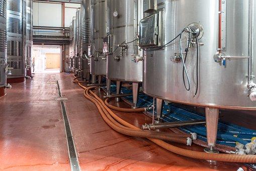 Production, Factory, Cuba, Wine, Ship, Aluminum, Beer