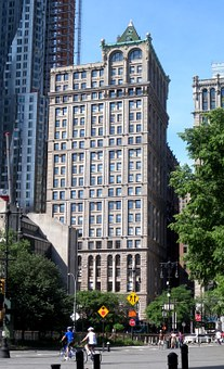 Park Place Tower, Amercian Tract Society Building